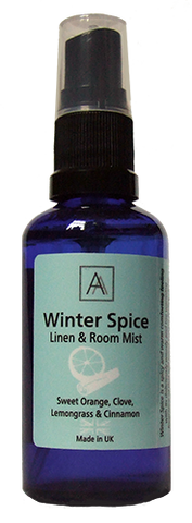 Winter Spice Linen & Room Mist
