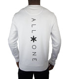AllOne White Sweater