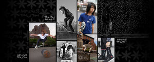 all one universe skateboarding