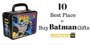 10 Best Place to Buy Batman Gift