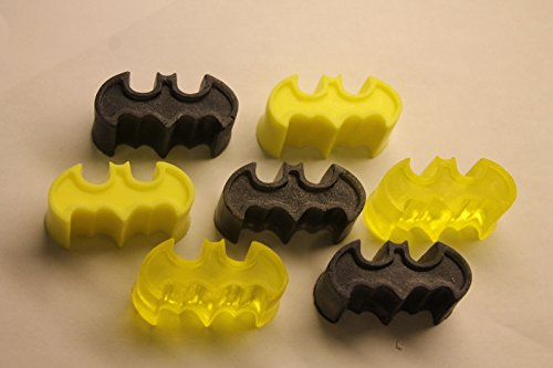 30-Yellow-Black-Batman-Soap-Party-Favors-Birthday-Party-Favor-Gifts-Bubble-Gum-Scented-Glycerin-Soaps-0-0
