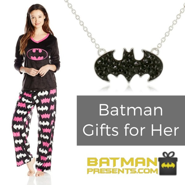 Batman Gifts for Her