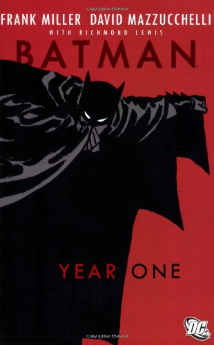 Batman Year One Cover