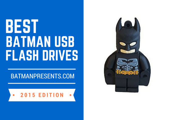 Best Batman Flash Drives