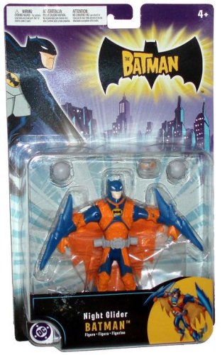 The-Batman-2005-5-Inch-Tall-Action-Figure-Night-Glider-Batman-with-Night-Goggles-Bombs-and-Talons-0