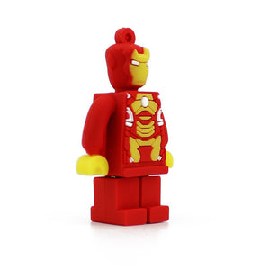 8GB Ironman Lego Edition Flash Drive