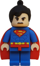 8GB Superman USB Lego Flash Drive