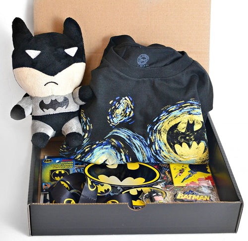 BatmanPresents Deluxe Batman Gift Box