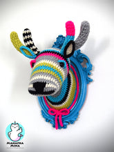 DIY Crochet Kit & Pattern of Faux Taxidermy Deer Head