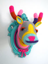 3-in-1 Crochet Pattern: Unicorn , Zebra & Color Block Deer Head