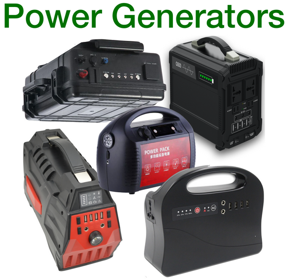 Energy Storage Generators