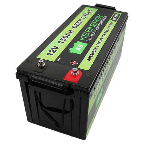 Lithium Ion 12 Volt 150A Batteries is environmentally friendly