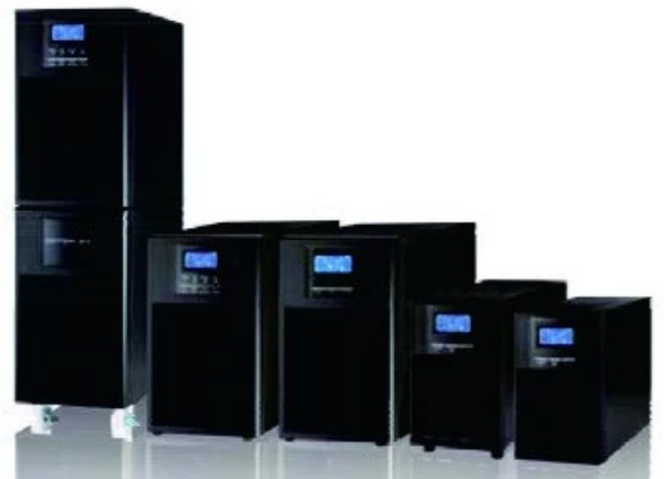 Single phase Online Tower Series