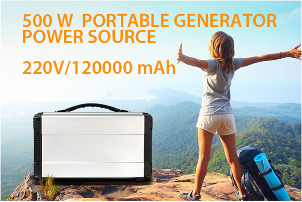 Get your 120,000mAh of uninterrupted power supply for your camping and off-road ventures. Go anywhere anytime and have my renewable energy with you at all times.