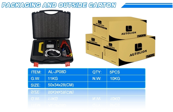 Autolion offer 24 Hours After service to help solve your problems.  Shipping and Delivery   Packaging & Shipping