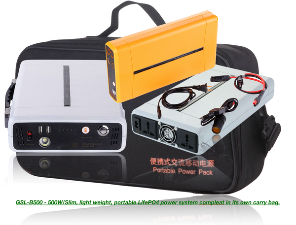 Portable Power Supply 500W