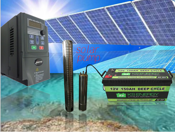 Solar Power Inverter Solar Pump Inverter MINCO My Renewable Energy