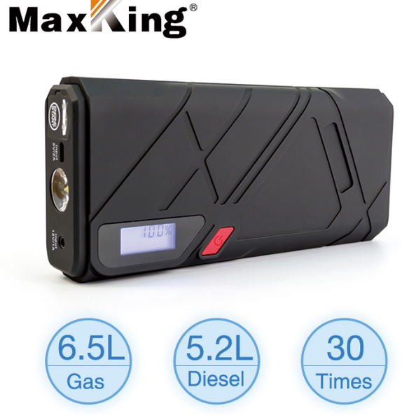 Quick jump starter, portable emergency lithium battery power bank Renewable Energy Australia