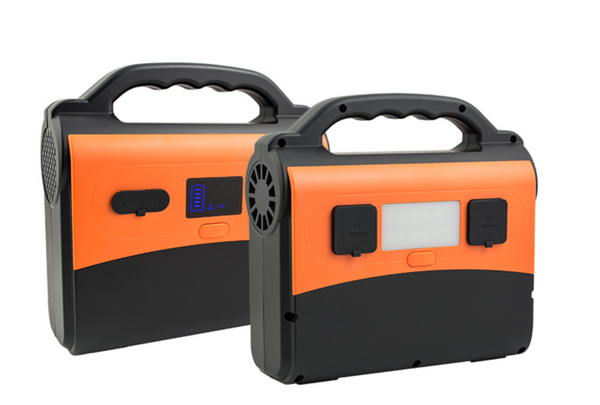 Solar power 39,600mah generator with Pure sine wave 200WH of power storage.