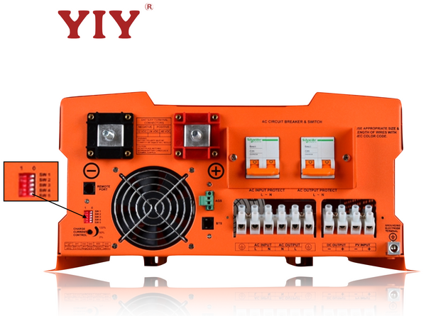 Hp-HV Inverter
