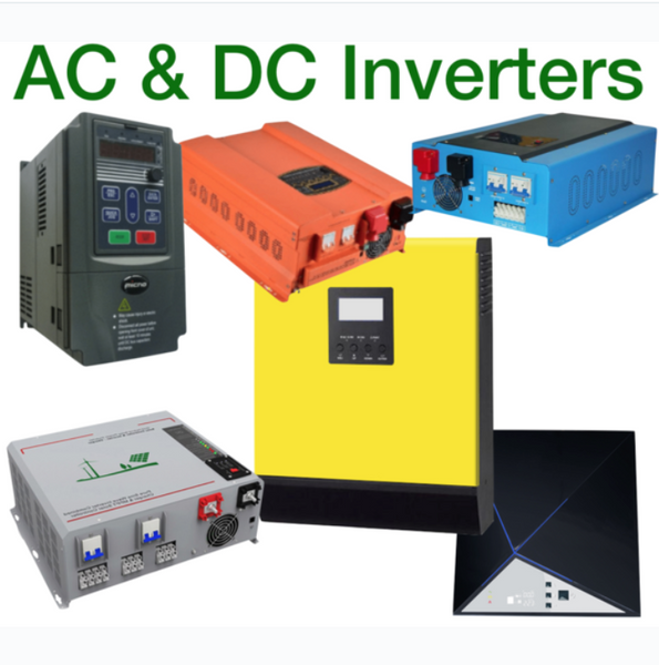 Inverters, Monitors, Solar Pump Inverters, for all situations