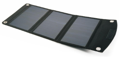 Folding Solar Panel  21 Watts 2.4A Letsolar SH53