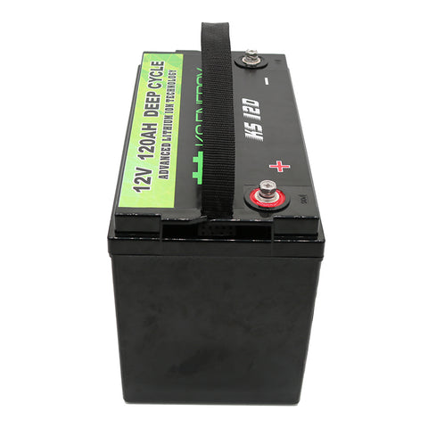 Lithium Ion 12 Volt 120A Battery system