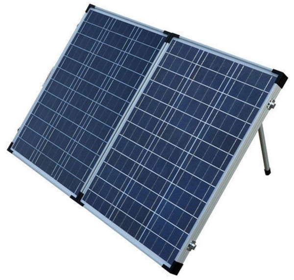 Fortunes Solar Double Portable POLY Panel 40W to 200W
