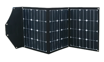 Folding Solar Panel 105 Watts 5.9A Letsolar SH73