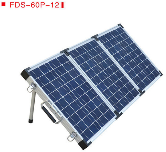 Pack of 10 Units - Portable TRIPLE Portable POLY Panel 60W to 180W Fortunes Solar