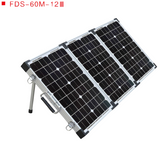 Pack of 10 Units - TRIPLE Portable MONO Panel 60W to 180W Fortunes Solar