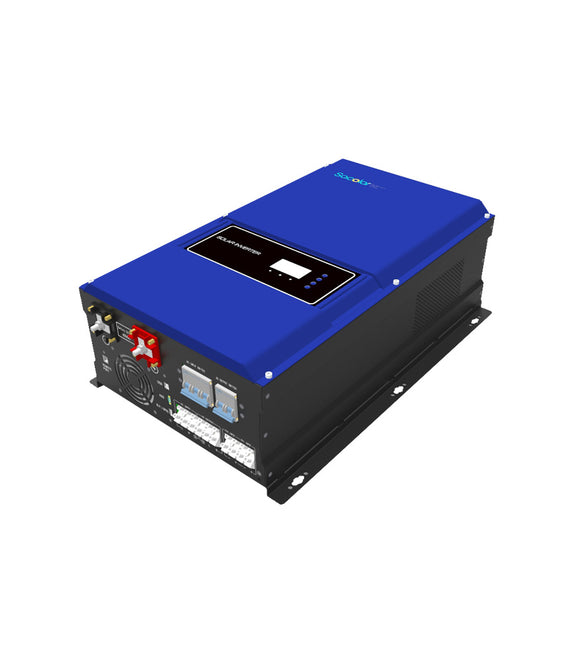 Sunrino MLP series, Low frequency inverter, MPPT controller, pure sine wave