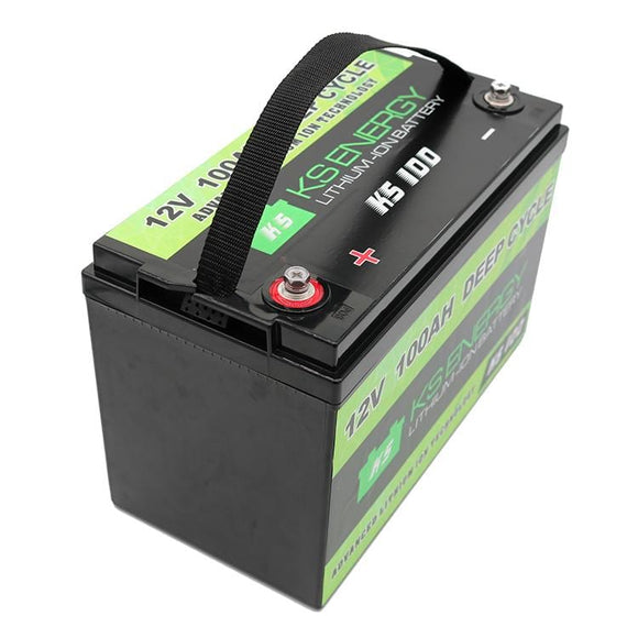 Deep Cycle - 12 Volt 100A Energy Storage Lithium Battery