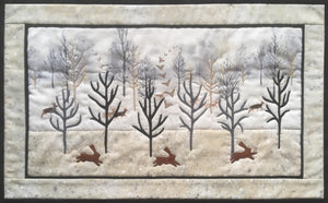 Winter Chill Wall Hanging Kit