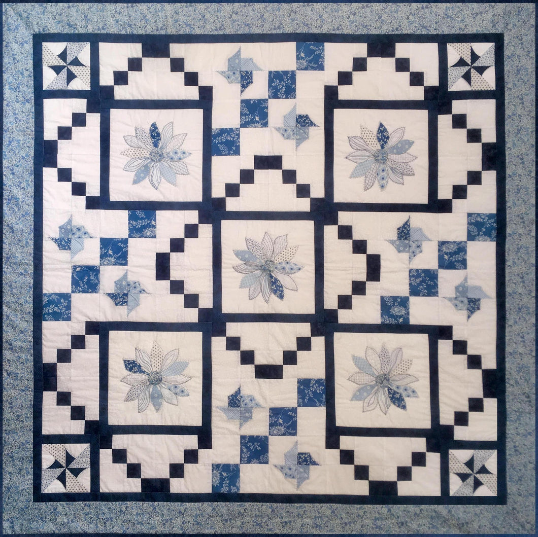 Marguerite Block of the Month