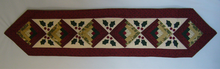 Christmas Mantle and Table Runner