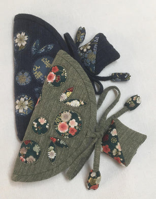 Japanese Needle Case & Pin Cushion Pattern