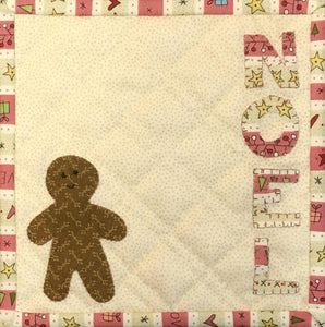 Gingerbread Noel Mug Mat Kit