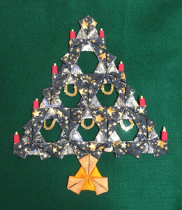 Folded Christmas Tree Kit