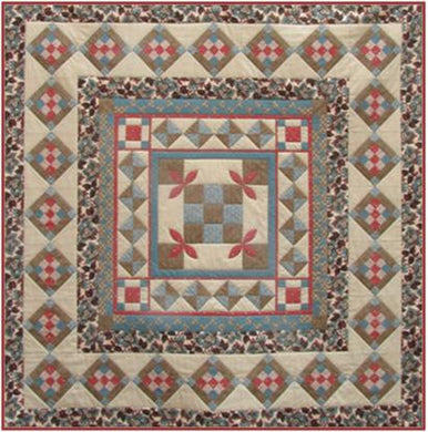 Brick Lane Quilt Pattern