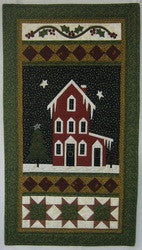Winter House Pattern