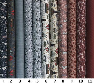 Lynette Anderson Fabric