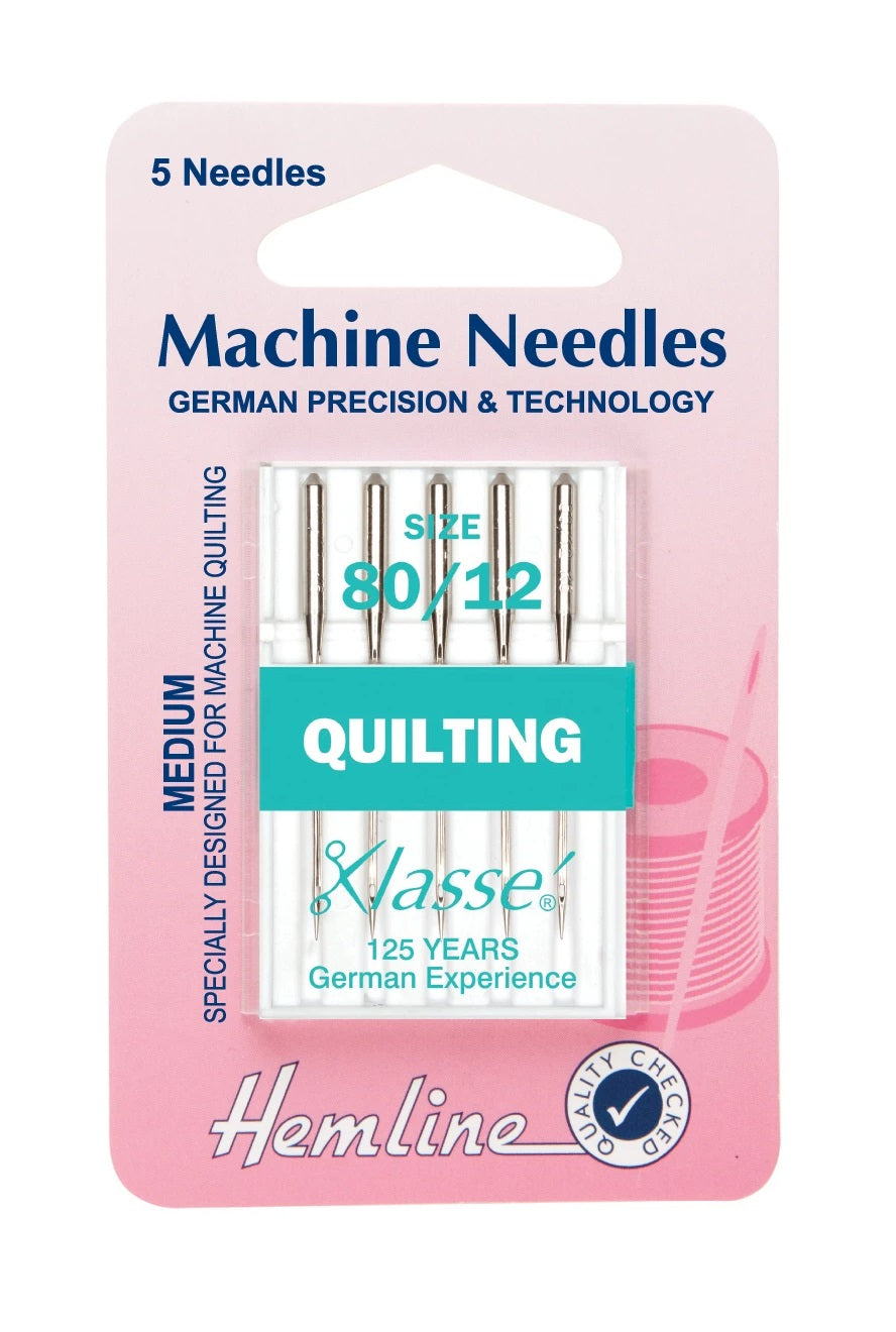 Sewing Machine Quilting Needles