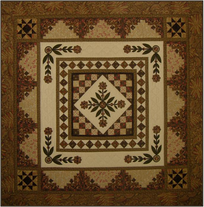Moroccan Journey Pattern