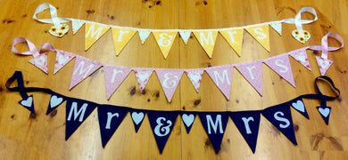 Mr & Mrs Bunting Pattern