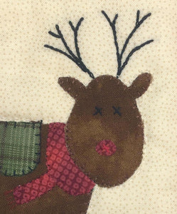 Reindeer Wall Hanging Kit