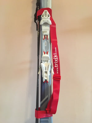 NEW - trixski RED Ski Carrier