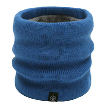 Load image into Gallery viewer, NEW Unisex Ribbed, Fur Fleece Lined Neck Warmer (11 colours)