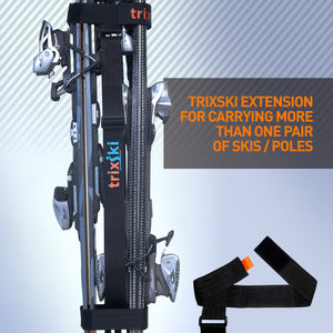 trixski Ski Carrier Extension Kit