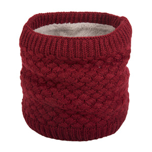 NEW Blackberry Knit, Fur Fleece Lined Neck Warmer (11 colours)